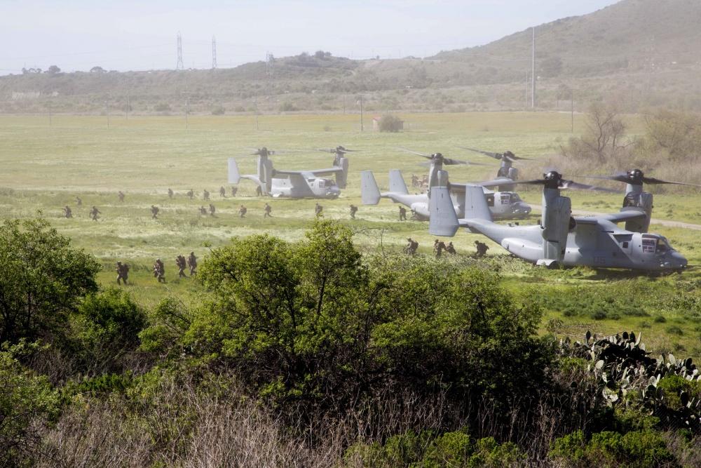 VMM-362 Reaches Full Operational Capability