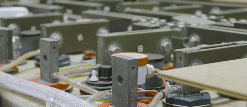 Submarine's Main Storage Batteries