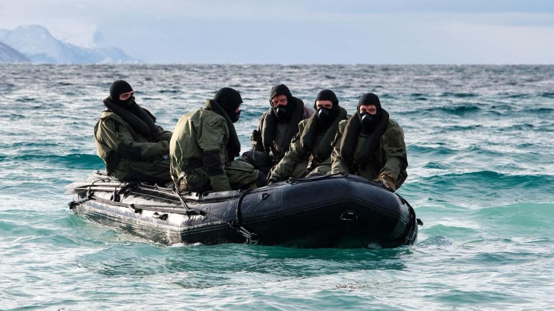 British Commandos 3 Commando Brigade.