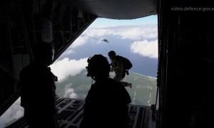 Exercise Cope North 2020 - Combat Control Team insertion