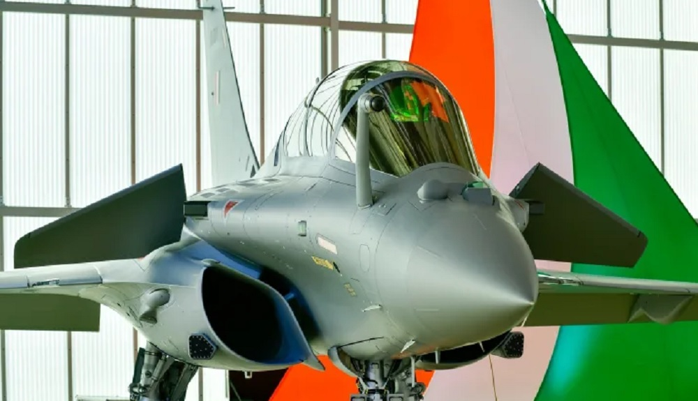 Indian Air Force Dassault Rafale Fighter
