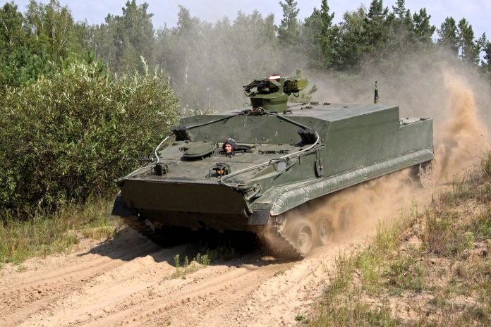 BT-3F Marine Personnel Carriers