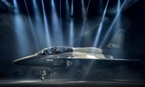 Lockheed Martin and KAI T-50A Trainer Jets
