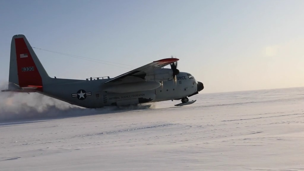 New York Air National Guard's 109th Airlift Wing Participates in Alaska Military Exercises