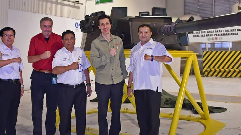 PT Pindad Opens New Manufacturing Facility