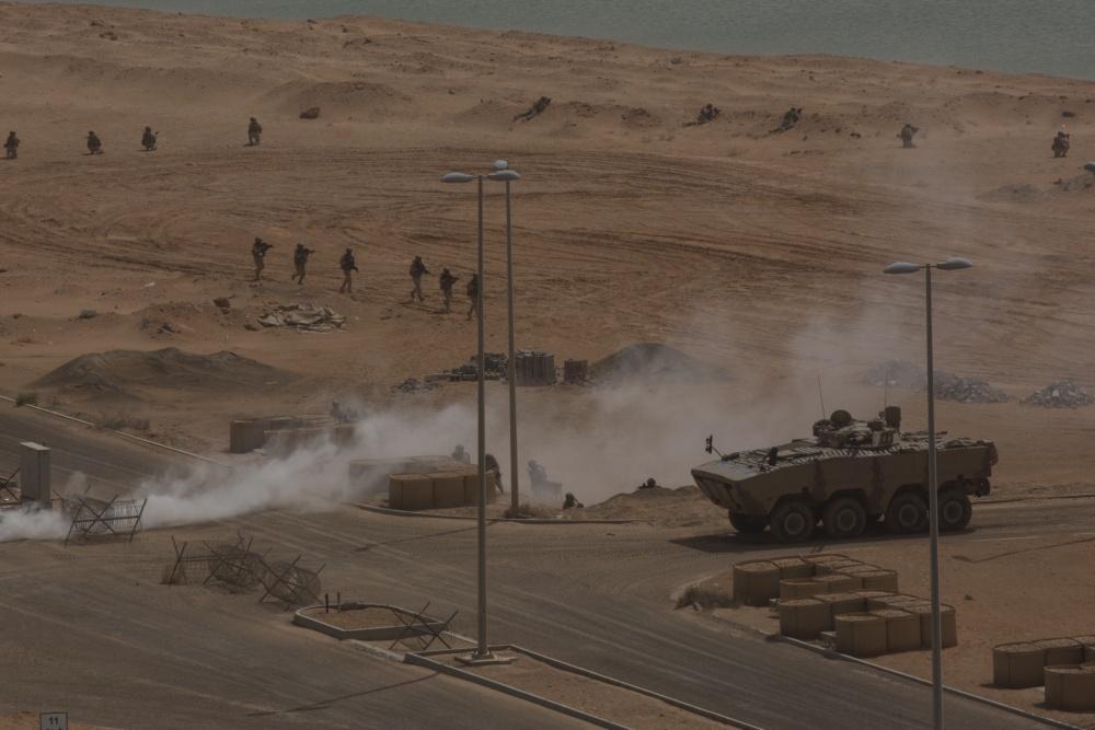 Rabdan Infantry Fighting Vehicle (IFV)