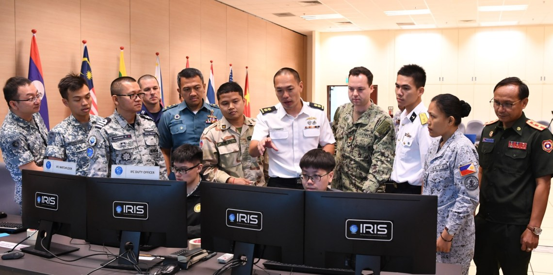 The Republic of Singapore Navy 's Information Fusion Centre (IFC) shared information on the incident with the Indonesian authorities via the IFC Real-time Information-sharing System (IRIS).