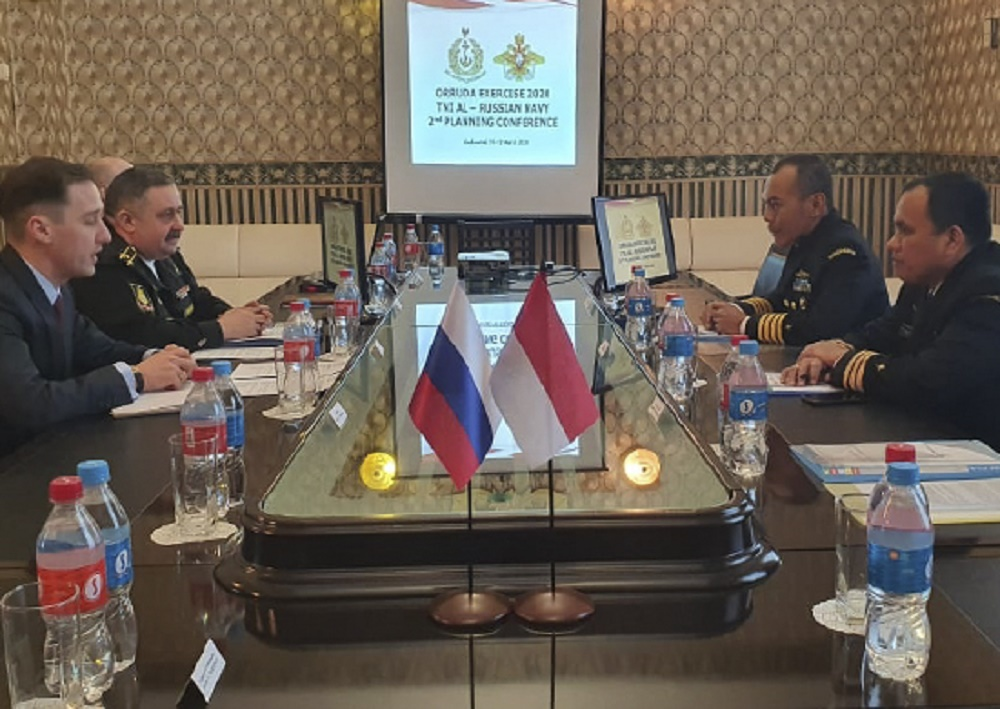 Russian Pacific Fleet, Indonesian Navy Prepare Joint Exercise