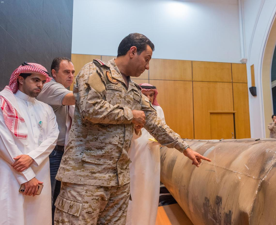 Saudi Air Defence Intercepted Two Houthi Ballistic Missiles