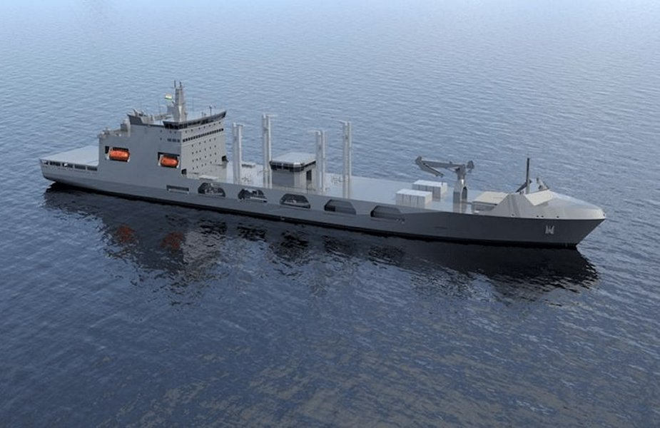 Turkey's TAIS Shipyards Wins $2.1 Billion Indian Navy Order for Fleet Support Vessels