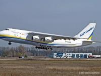 Ukrainian AN-124-100 Ruslans Deliver Cargoes to Fight the Coronavirus