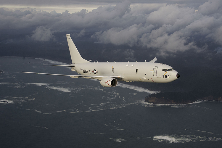 Boeing Receives $1.5 Billion P-8A Poseidon Contract from U.S. Navy