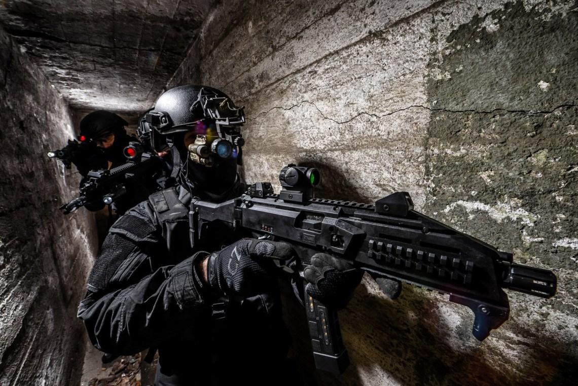 CZ SCORPION Submachine Guns