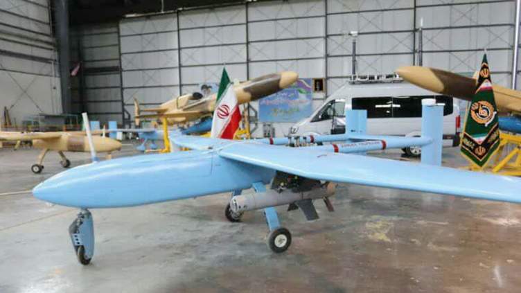Iran Unveils HESA Ababil-3 Unmanned Combat Aerial Vehicle