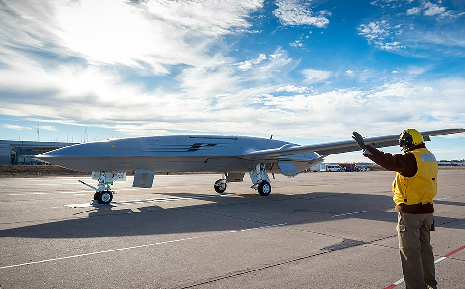 Boeing Wins $84 Million for Three MQ-25A Stingrays Unmanned Tankers