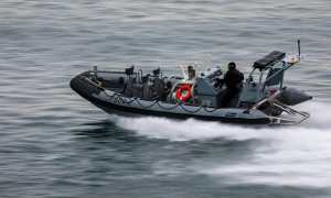 Zodiac MilPro Rigid Hulled Inflatable Boat