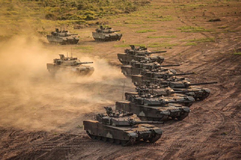 Pakistan Reportedly Begin Receiving VT4 Tanks from Norinco