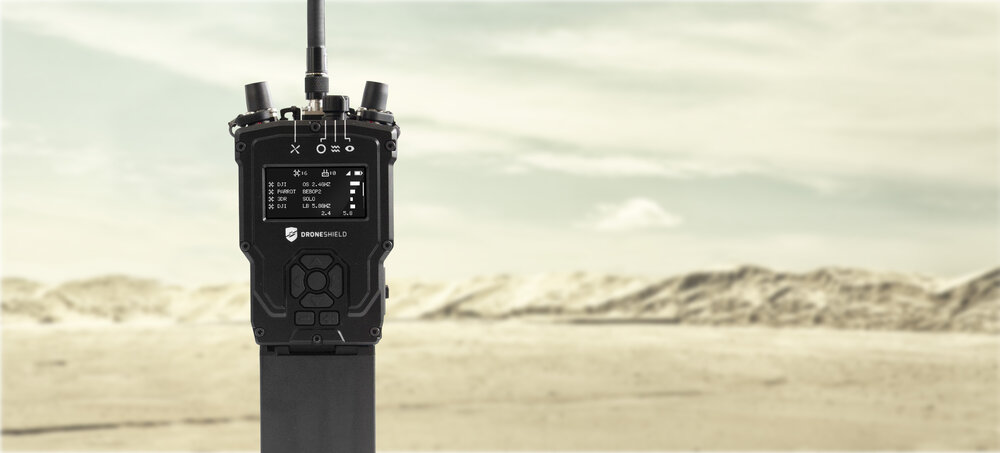 DroneShield Introduces RfPatrol MKII Body-Worn Drone Detection Device