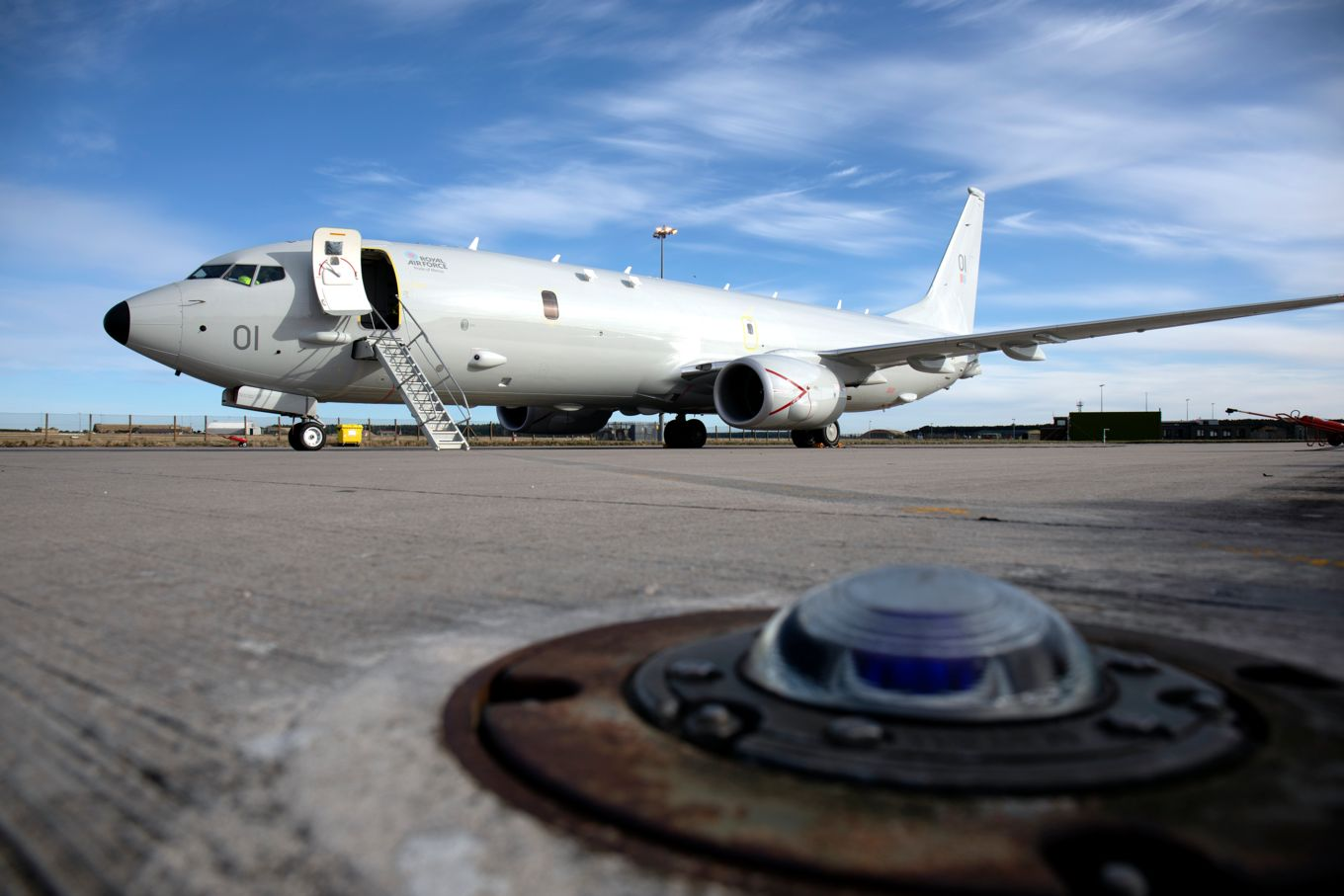 Royal Air Force Declare Poseidon MRA Mk1 Maritime Patrol Aircraft an Initial Operating Capability