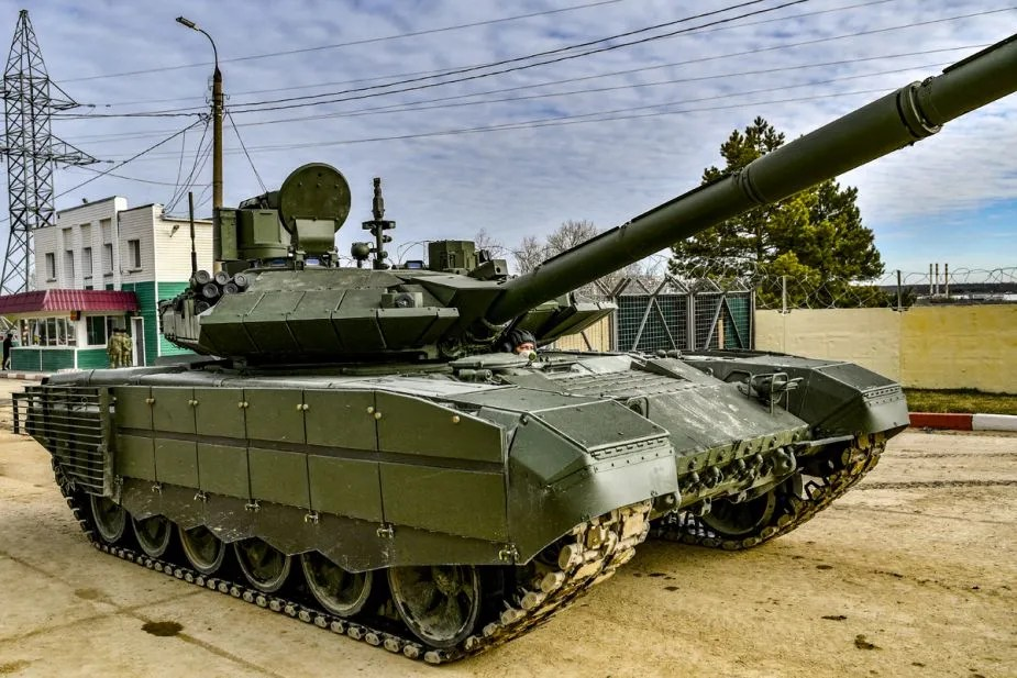 Russian Army Proryv T-90M Proryv Main Battle Tanks