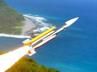 Taiwan Test-Fires Yun Feng Cruise Missile Capable of Reaching Central China