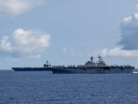 Top Navy Official Provides Update on Aircraft Carrier COVID-19 Cases
