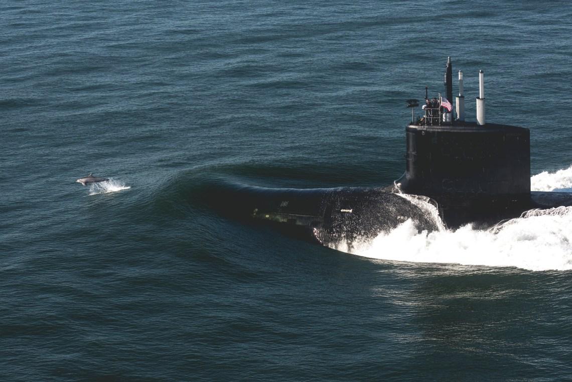 U.S. Navy Attack Submarine USS Delaware Joins the Fleet