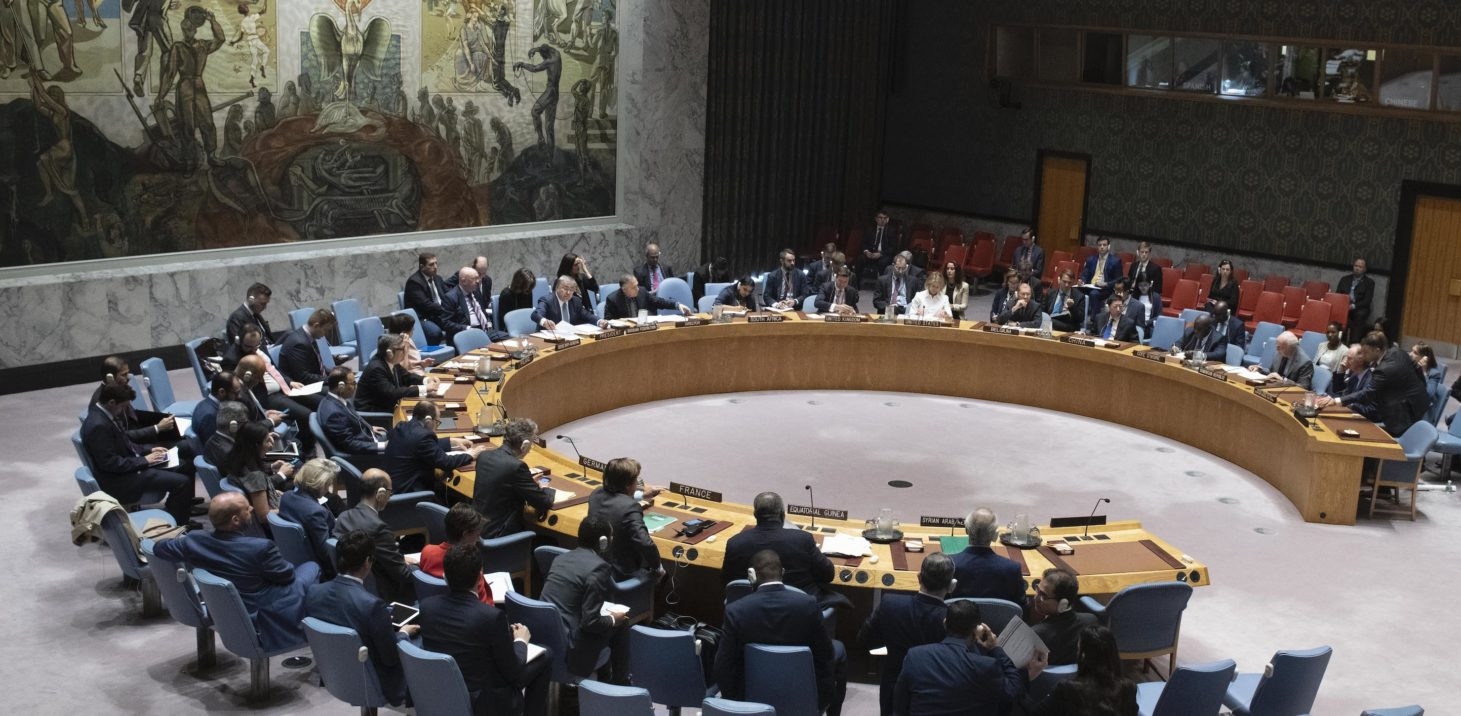 US Calls on Security Council to Extend Iran Arms Embargo