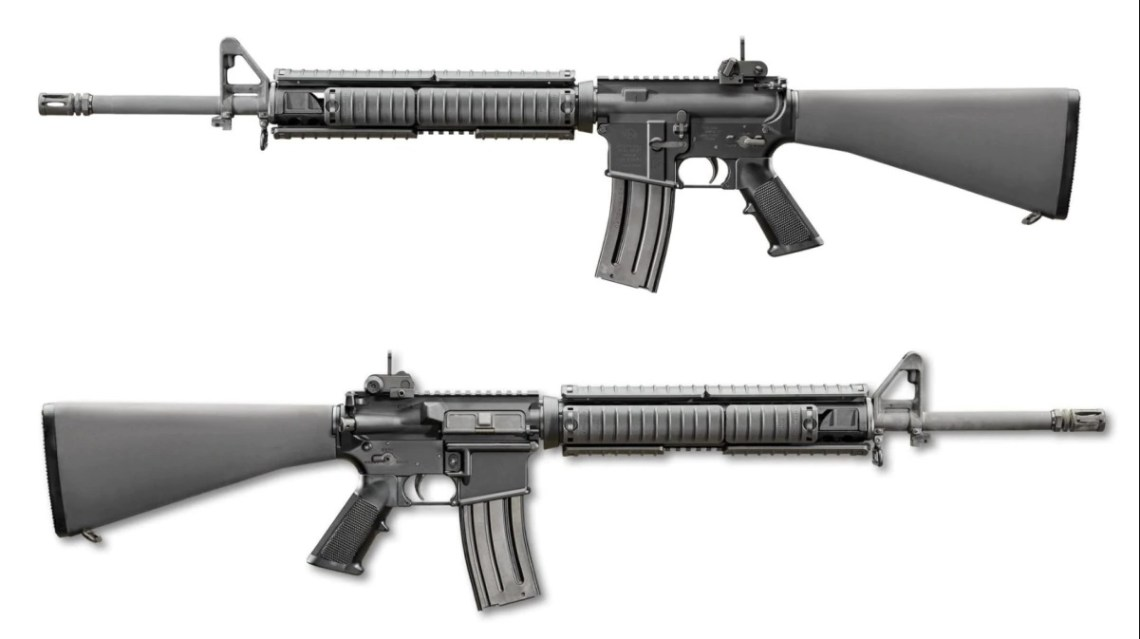 Colt and FN to Compete Colt and FN to Compete for $383 Million  Foreign Military Sales for M-16A4 Riflesfor $383 Million  Foreign Military Sales for M-16A4 Rifles