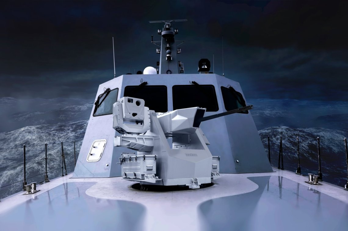 Aselsan Receives Contract to Supply of Remote Controlled Weapon Systems (RCWS) to Bahrain Navy