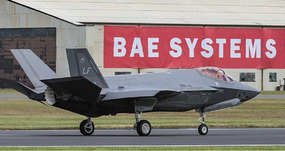 BAE Systems Wins $1.1 Billion Contract for Weapon System Consumables