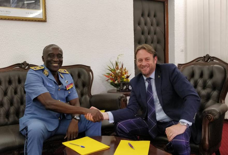 Marshall Aerospace and Defence Group Wins 5-year Support Contract with Cameroon Air Force