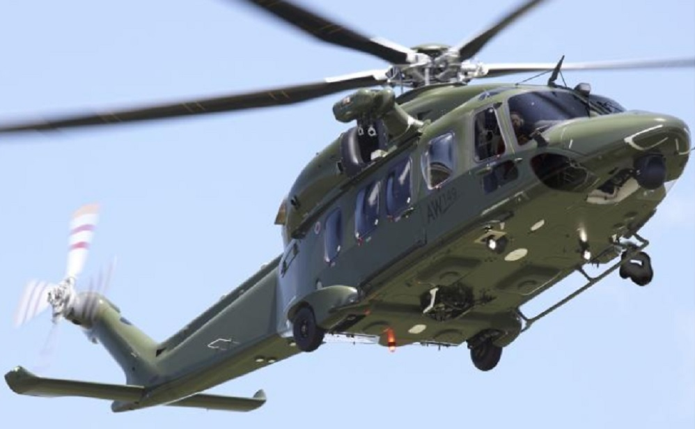 Leonardo AW149 Helicopters
