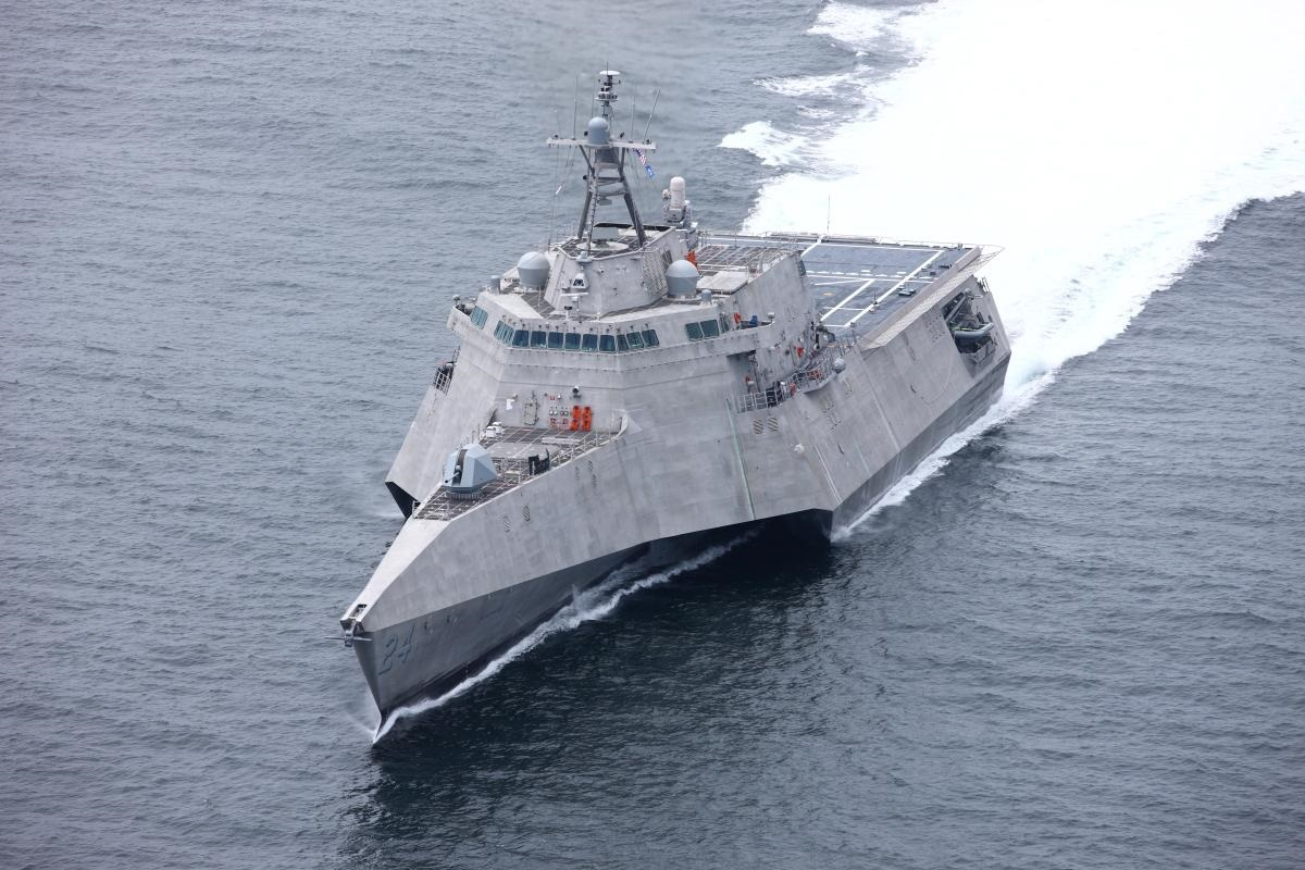 Future USS Oakland (LCS 24) Completes Successful Acceptance Trials