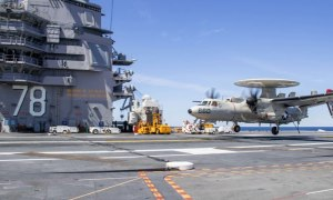 General Atomics Awarded Sustainment Contract for Ford-Class EMALS and AAG
