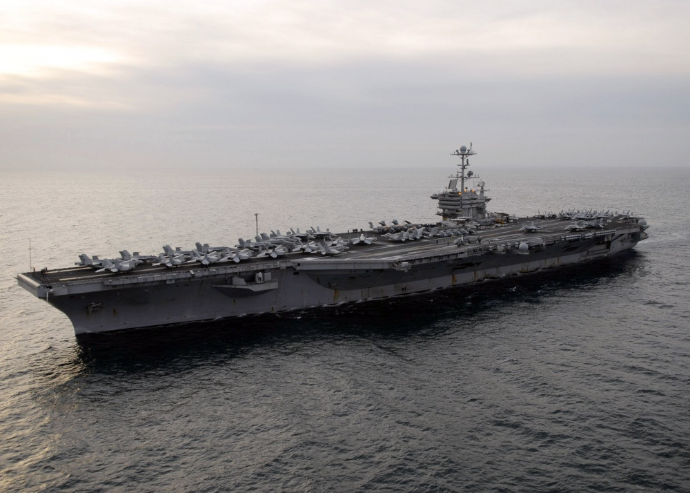 Huntington Ingalls Industries Wins $187 Million to Prepare Refueling of Aircraft Carrier USS Stennis