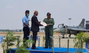 Indian Air Force Operationalises Second Light Combat Aircraft (LCA) Squadron