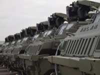 KPE Awarded Kazakhstan Contract to Produce More Arlan 4×4 Arlan MRAPs