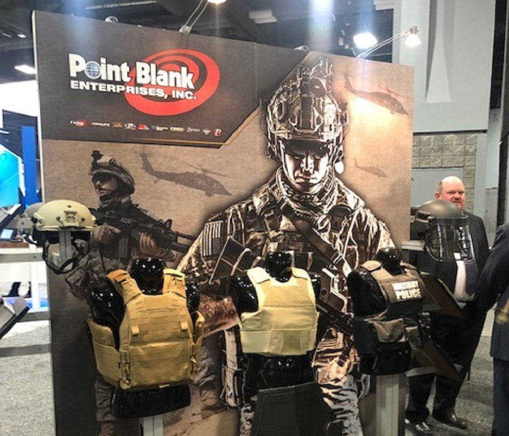 Point Blank Enterprises Awarded $81 Million Contract to Provide Body Armor for U.S. Armed Forces