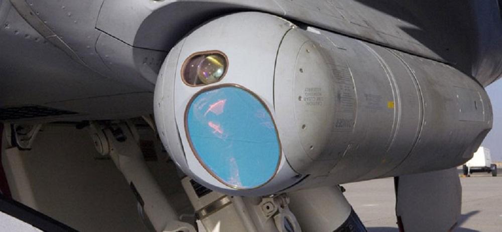 AN/ASQ-228 Advanced Targeting Forward-Looking Infrared (ATFLIR)