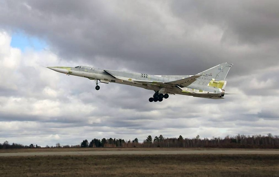 Second Prototype of Tu-22M3M Bomber Tested on Hypersonic Speeds