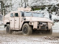 Sherpa Armored Vehicle