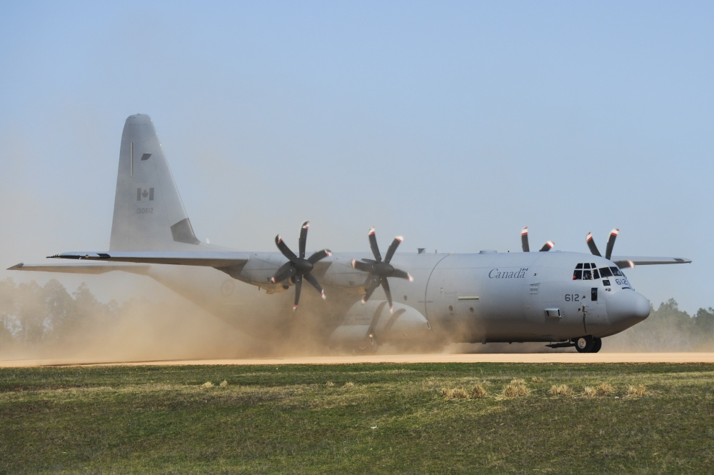 U.S. Air Force Awards CCC Contract Installation of Block Upgrade 7.0/8.1 Kits Into C-130J