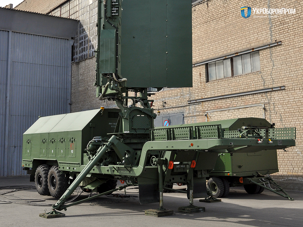 Ukroboronprom Unit Upgrades Ukrainian Radars