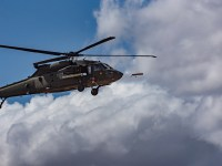 US Army UH-60 Black Hawk Demos Forward Air Launch of ALTIUS 600 UAV
