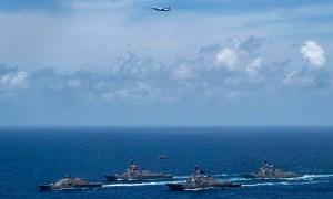 US Navy Patrol Squadron 26 'Tridents' Deploy to 4th Fleet