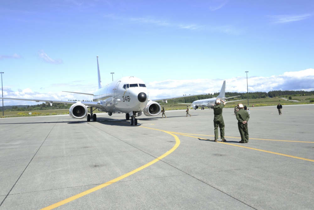 US Navy Patrol Squadron (VP) 49 Inducts Final Production P-8A Poseidon Aircraft