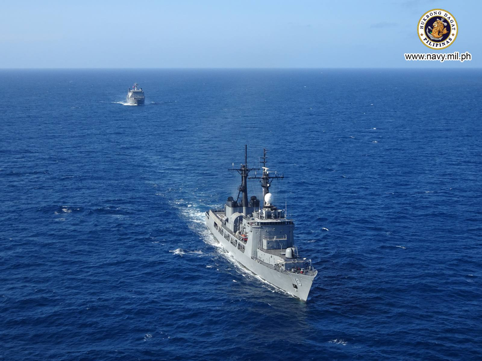 2 Philippine Navy Ships in India Resume Voyage to Philippine