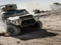Arquus Launches Fortress MK2 Armored Combat Vehicle