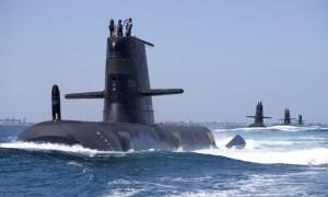 Australia Breaks Ground for New Submarine Escape and Rescue Center